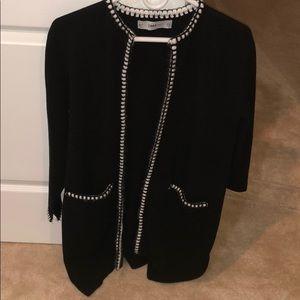 Zara long sleeved sweater